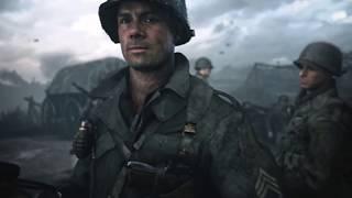 Трейлер игры Call of Duty: WWII / Зов долга: Вторая мировая война