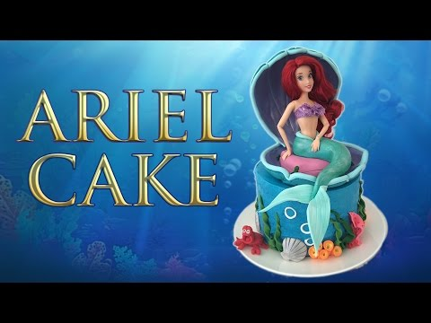 ariel-little-mermaid-cake-how-to-cook-that-ann-reardon