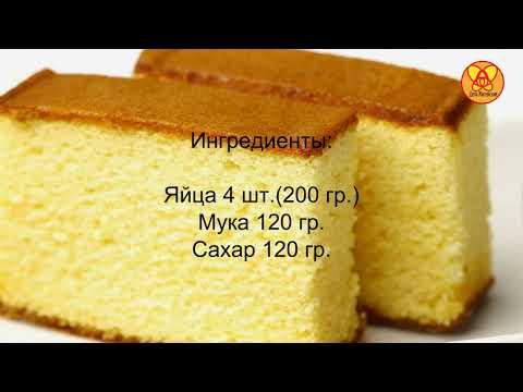 КЛАССИЧЕСКИЙ БИСКВИТ (CLASSIC Biscuit).