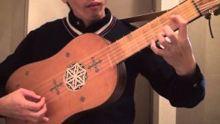 Fantasia del primero y segundo tono(Adieu mes amours)(11) / Luys Milan
