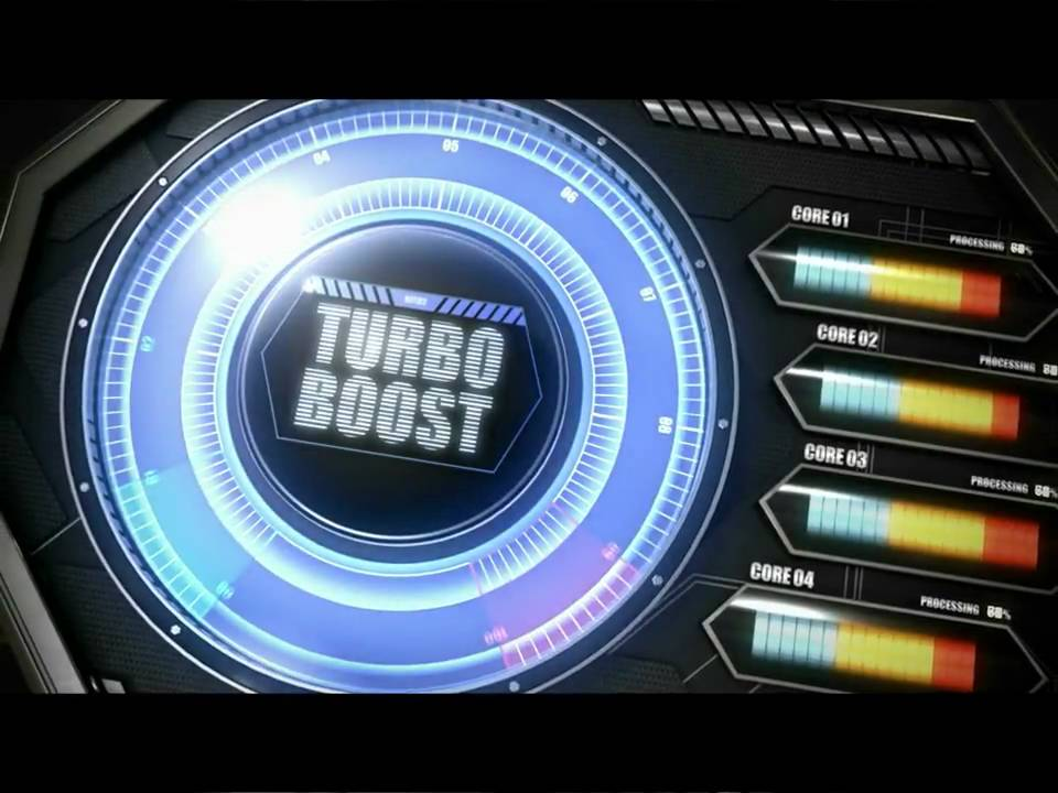 Intel Turbo Boost Technology - Korean version (인텔 터보 부스트 ...