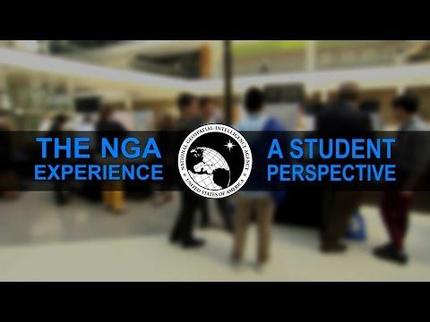 NGA Spring GIS Student Fair - The NGA experience, a student perspective