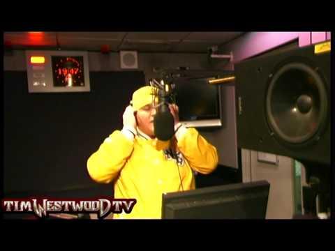 Charlie Sloth freestyle - Westwood