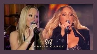 Mariah Carey - We Belong Together (2005 BET vs 2018 iHeartRADIO SHOWDOWN)