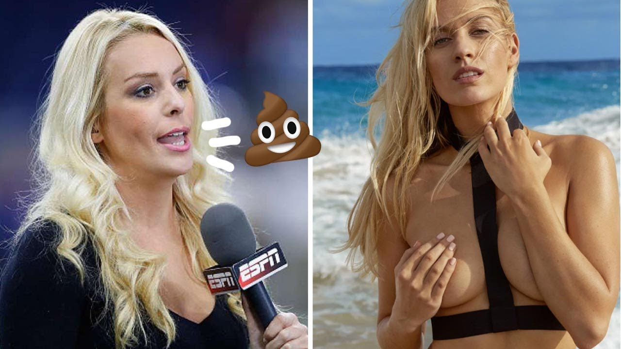 Disgraced Reporter Britt Mchenry Slams Paige Spiranac For Posing Topless In Sis Swimsuit Issue