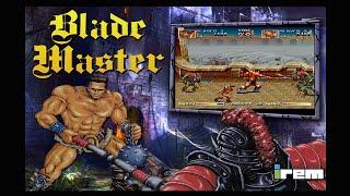 Blade Master Arcade (1991) Playthrough!