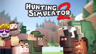 ИЩЕМ РЕДКИХ ЖИВОТНЫХ В СИМУЛЯТОРЕ ОХОТЫ ROBLOX! Hunting Simulator 2