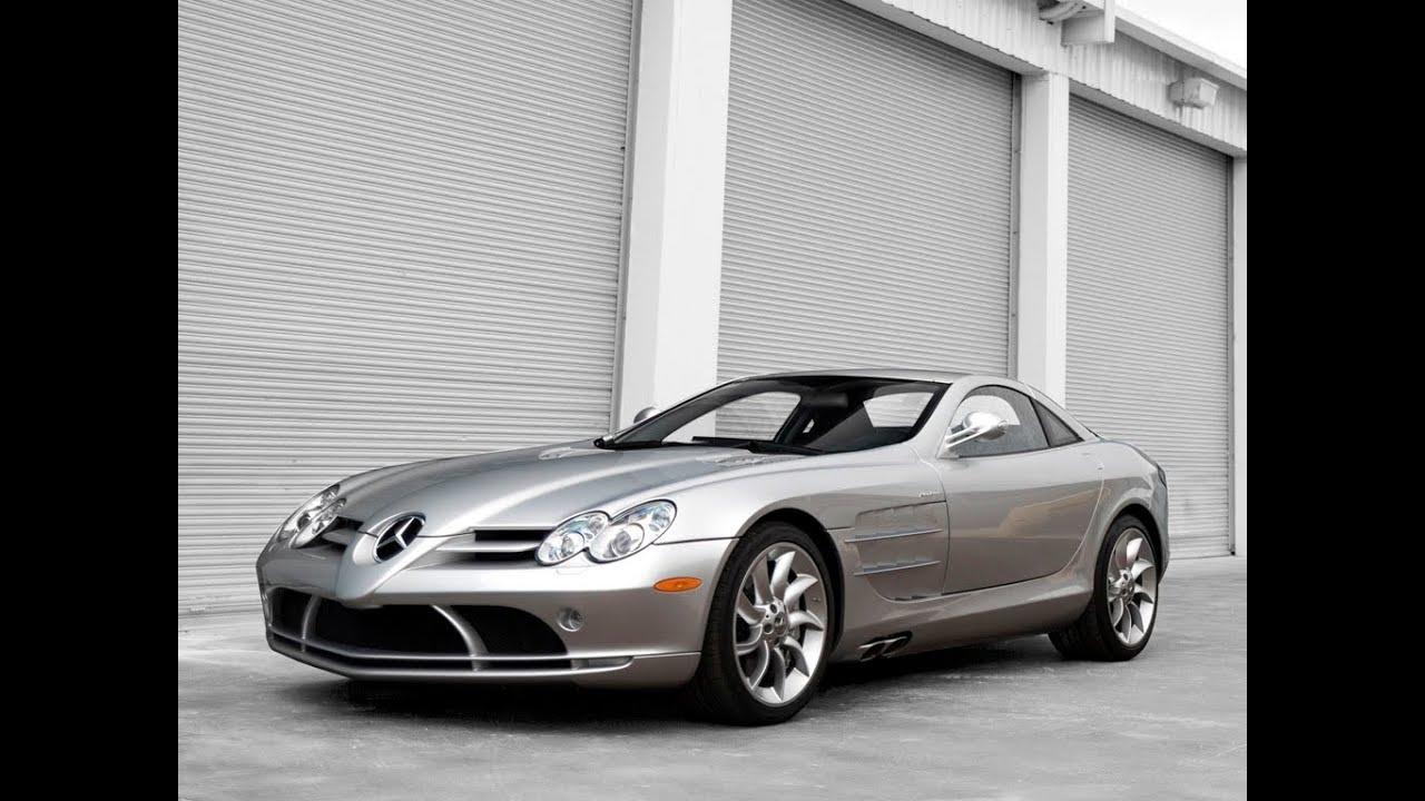 2005 Mercedes Benz Slr Mclaren Youtube