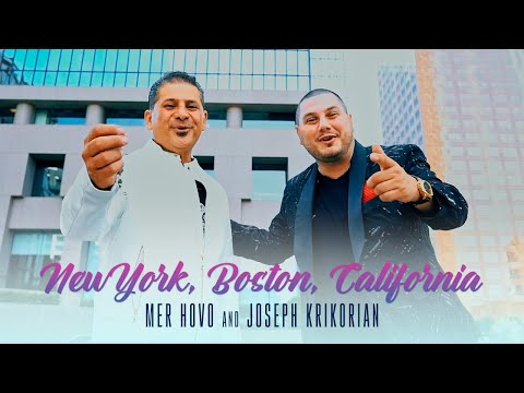 Mer Hovo & Joseph Krikorian - New York, Boston, California (2020)