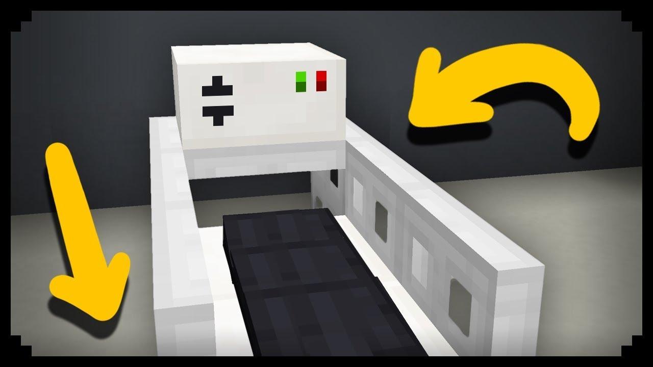 ✔ Minecraft: How to make a Treadmill