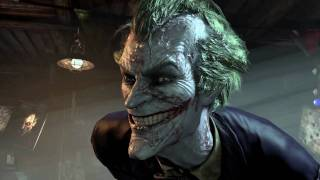 Скачать No Place For A Hero Batman Arkham City