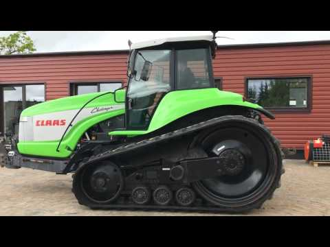 Claas Challenger CH45 for sale by auction