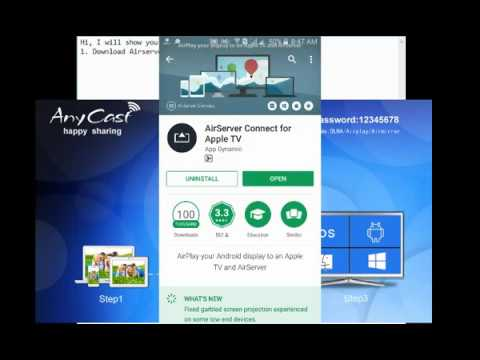 Connect Anycast with Samsung J5
