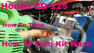 How To Tune CG-125  Euro 2 Technolgy With Full Detail..