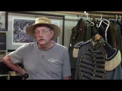 Tarpon Springs Antiques, Civil War items, uniforms, Home furnishings