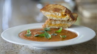 Grilled Cheese & Tomato Soup | Byron Talbott