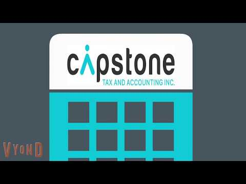 Accounting Services – Capstone Tax & Accounting