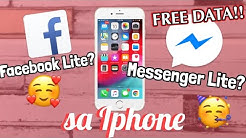 How to download Facebook Lite and Messenger Lite on Iphone