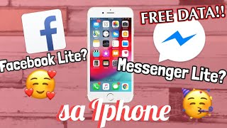 Gambar cover How to download Facebook Lite and Messenger Lite on Iphone | Tutorial#2