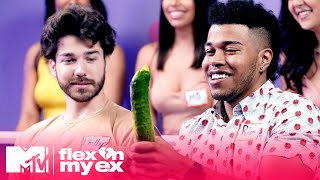 This Dude Tries To Impress A Date With His… Cucumber | MTV's Flex On My Ex Episode 1