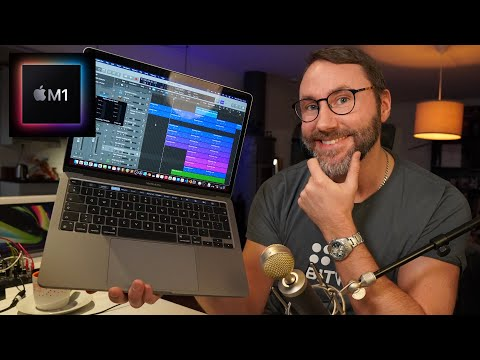 Apple M1 For Music Production? BIG MacBook Pro 2020 Review