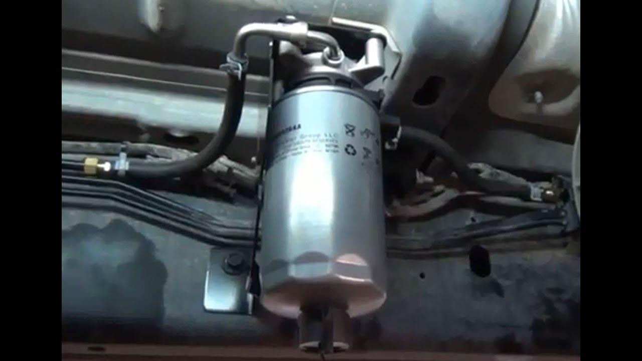 Cummins Oem Severe Duty Filter Kit Installation Video