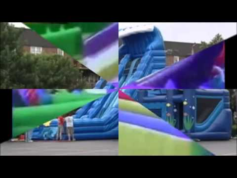 Girl Dies After Bouncy Castle Blows Into Air in China