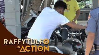 MOTOR NA NA-IMPOUND NOONG 2015, GUSTONG BAWIIN NG MAY-ARI SA MGA PULIS