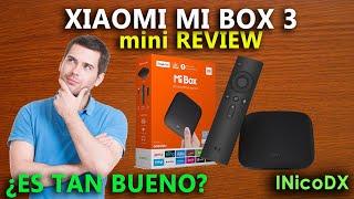 Xiaomi mi box 3 - Review en español 2020 ¿El mejor Android TV box?