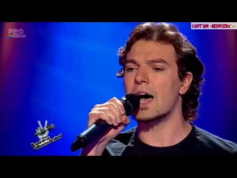 Cosmin Arsene - Goodbye My Lover | Blind Audition | The Voice of Romania