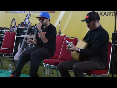 Bondan Prakoso & Fade2Black - Not With Me (LiveKustik)