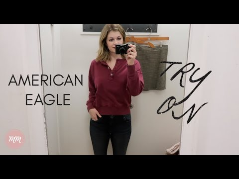 American Eagle Try-On | Black Friday & Cyber Monday Sales!