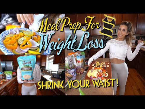 weight-loss-meal-prep---shrink-your-waist!