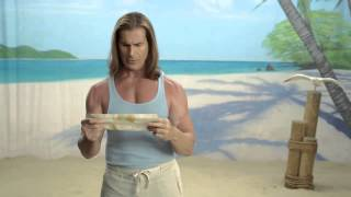 Message in a Bottle - New Old Spice Guy Fabio