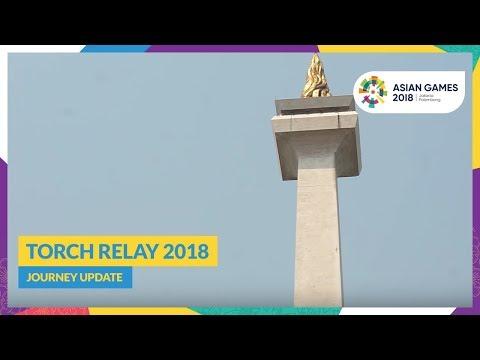 Torch Relay -  Journey Update (Jakarta)