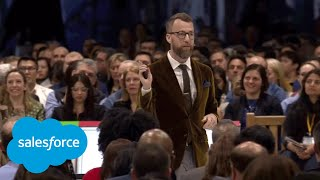 Salesforce A Celebration of Trailblazers Part 2