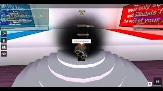 roblox pick a side! how to get out (only works with the shadow sword.)