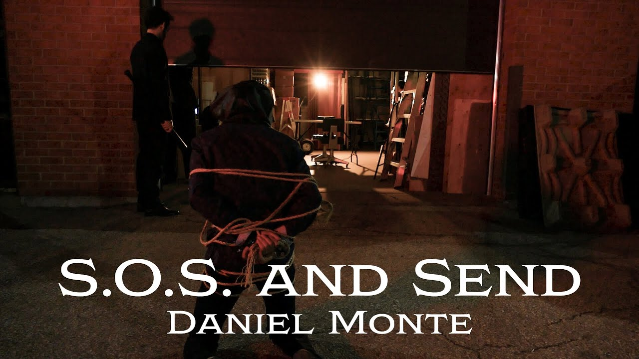 Daniel Monte - S.O.S. and Send (Official lyric/music video)