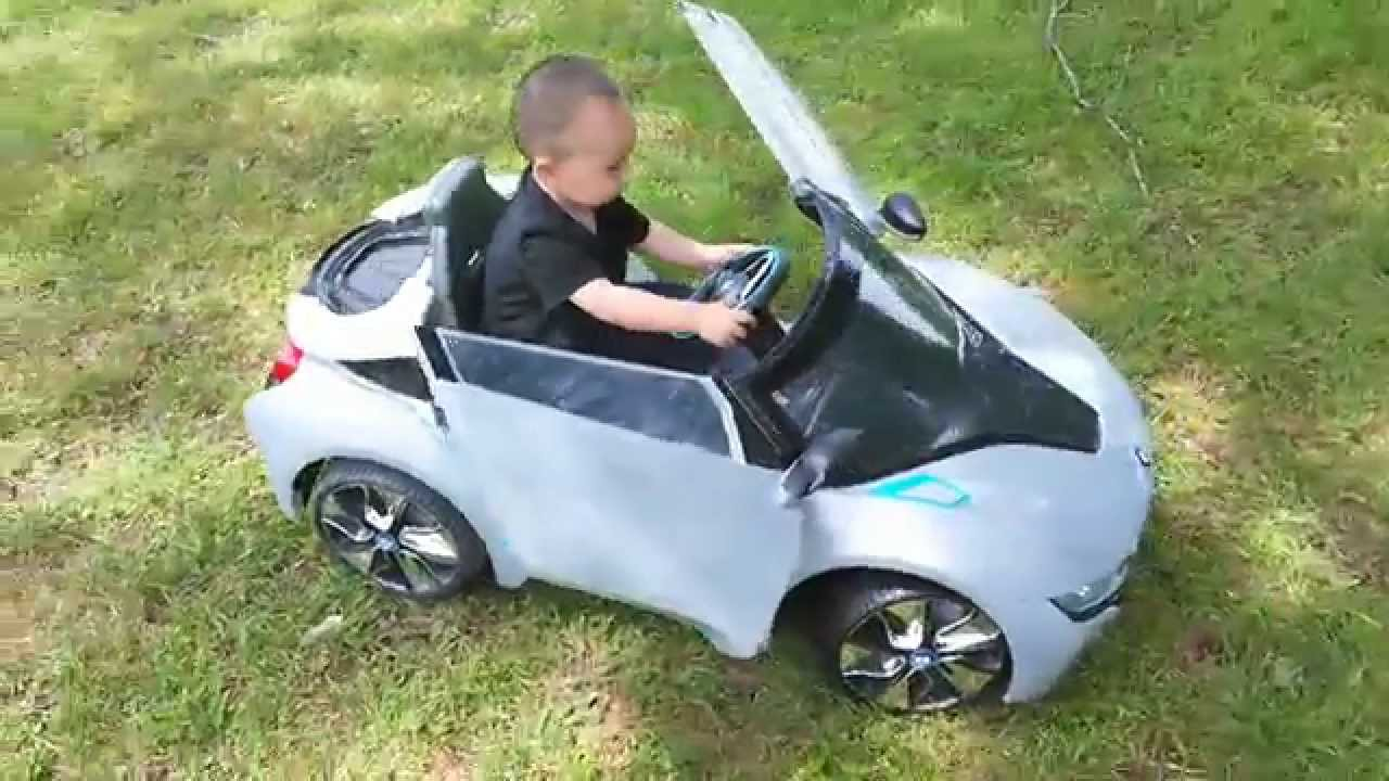 Bmw I8 Concept Spyder Youtube