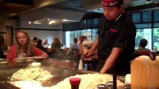 Teppanyaki Show