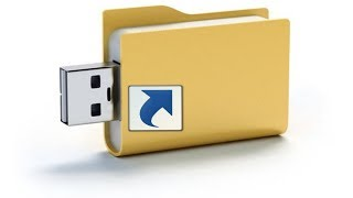 видео Файлы и папки на флешке стали ярлыками