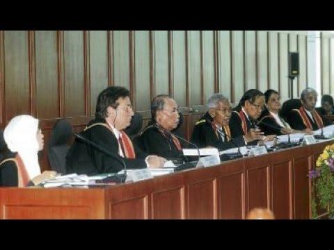 Bush Convicted of War Crimes at Tribunal
