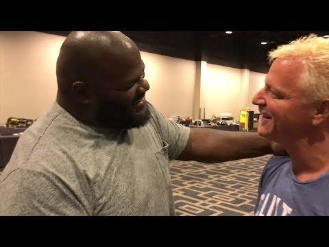 Jeff Jarrett arrives in New Orleans: WrestleMania Diary