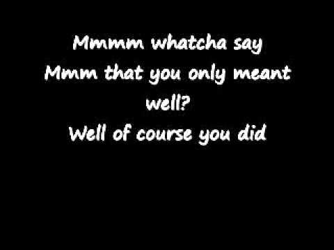 Jason Derulo  Watcha Say Lyrics and Download Link