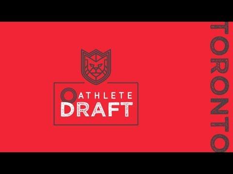 2018 Toronto Premier League Athlete Draft