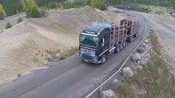 Auto Kilta Trucks - Volvo Ryömintäkiertue Lappeenrannassa
