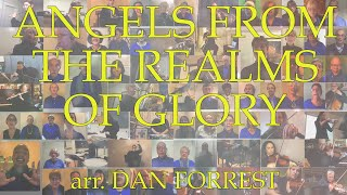 Angels From the Realms of Glory - arr. Dan Forrest (FCCB Virtual Choir ft. Rainier Symphony)
