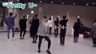 ライブ練習がおもろいアイドル☆SEVENTEEN☆