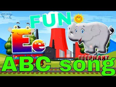 The Alphabet Song | ABC Song | For Kids | Nursery Rhymes | Educational Nursery Videos for Children
