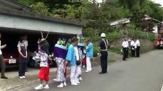 田村大元神社御祭礼.